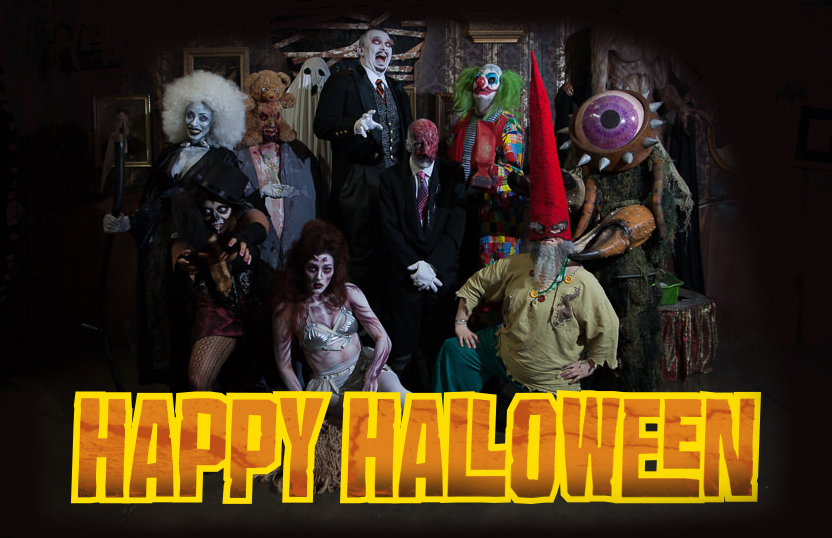 Happy Halloween from FrightTown